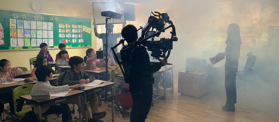 서울시 교육청 제작기 + 더불어 교사제