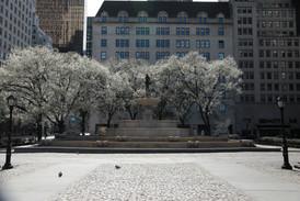 The Plaza Fountain