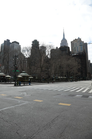 Bryant Park, Empire State Building