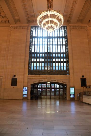 Grand Central Main Entrance