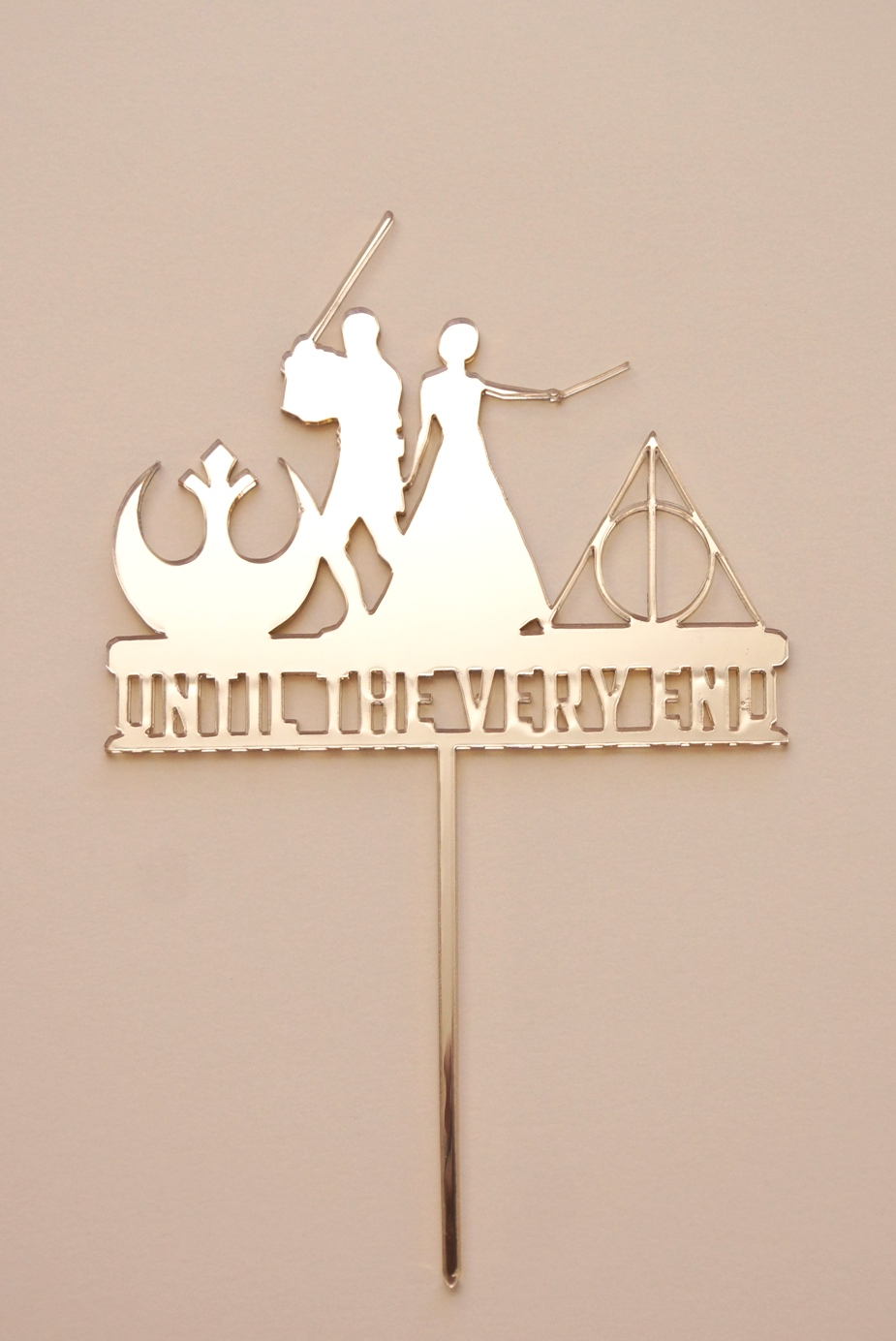 Star Wars & Harry Potter Topper 2
