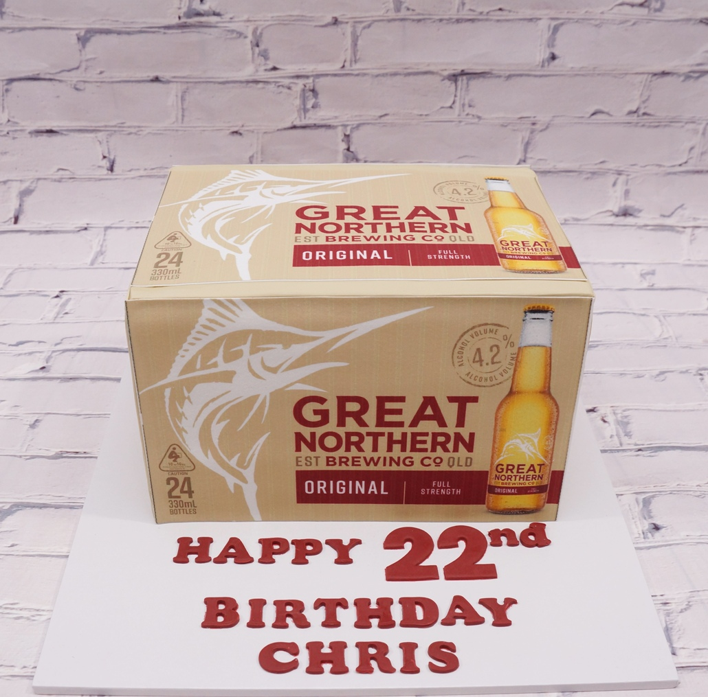 Great Northern Beer Carton 2