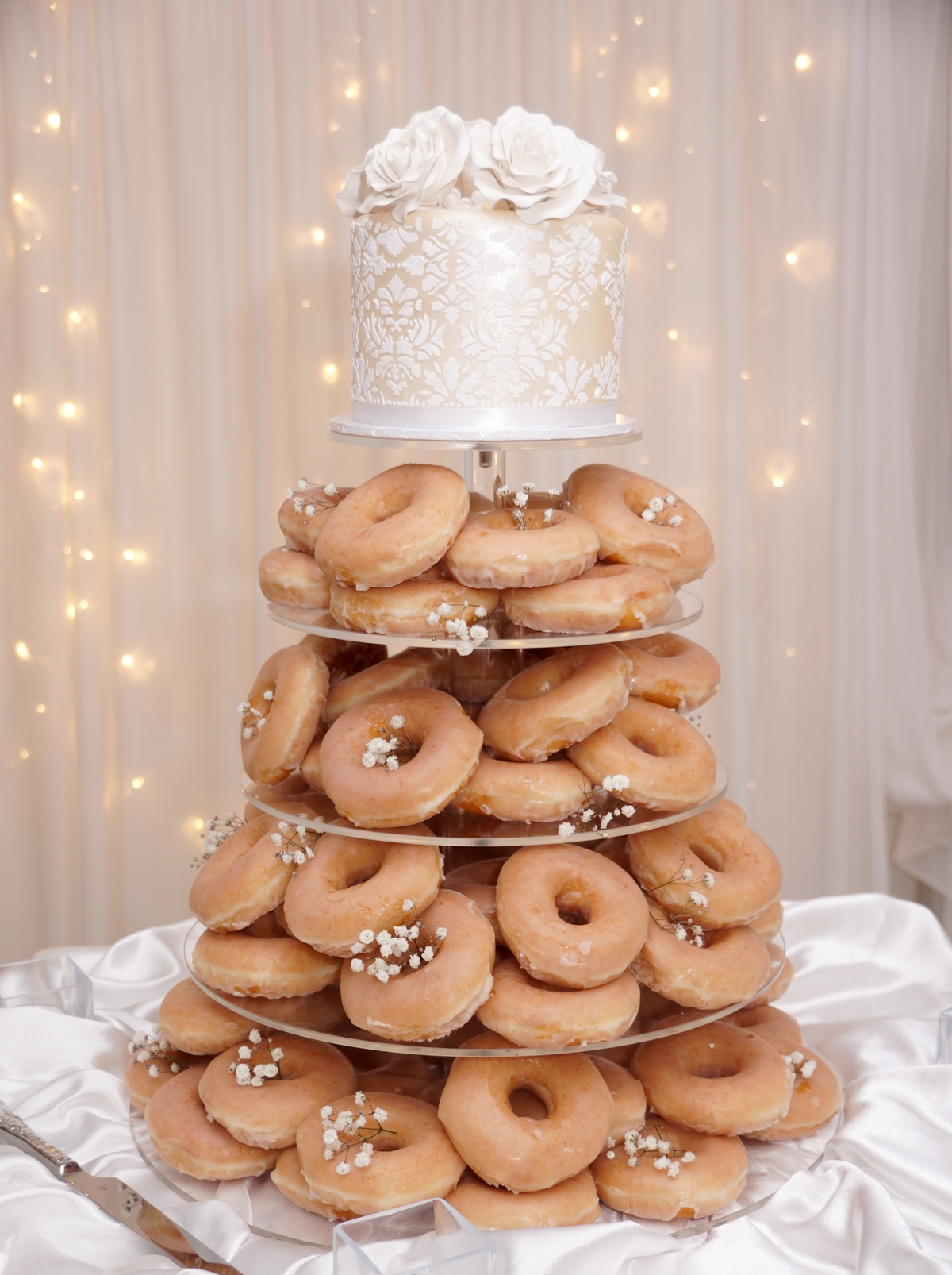 Donut Tower 25.03.18 1
