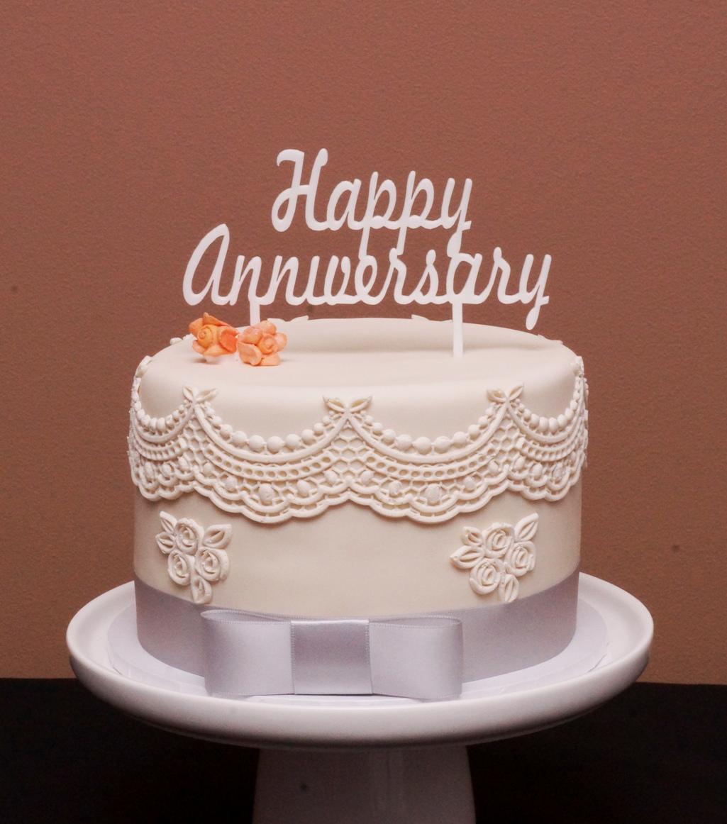 Anniversary Cake 6.05.17