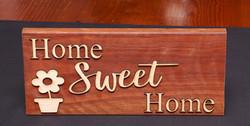 Home Sweet Home Wood