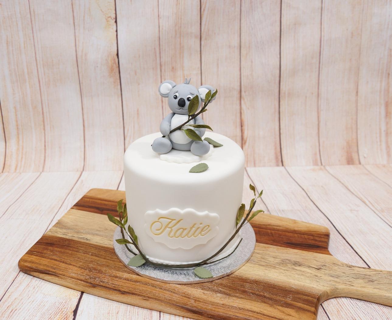Koala Cake 4
