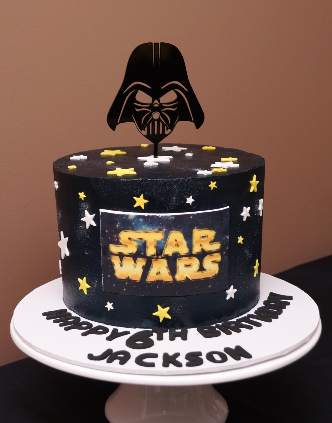Star Wars Cake 2