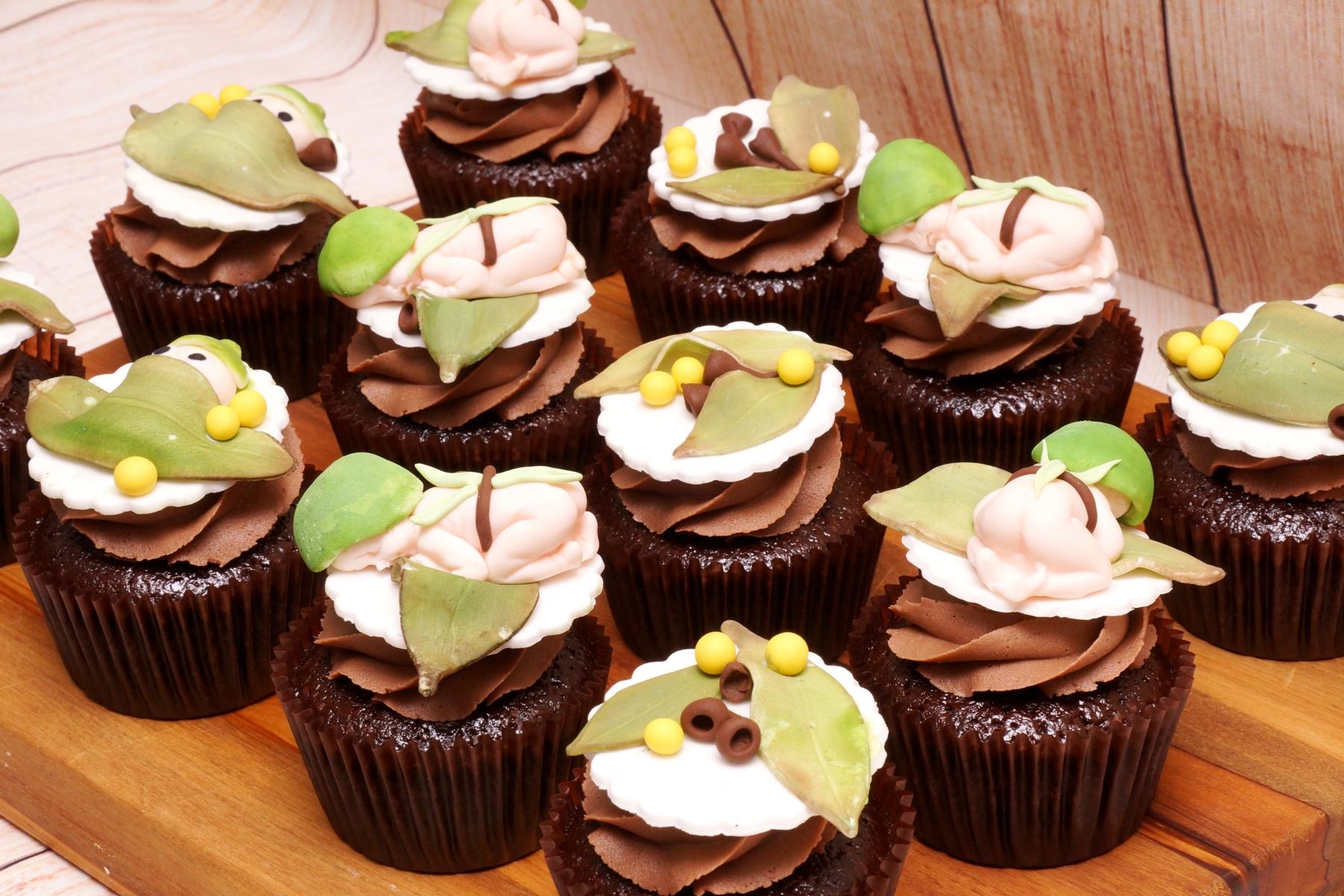 Gumnut Babies Cupcakes