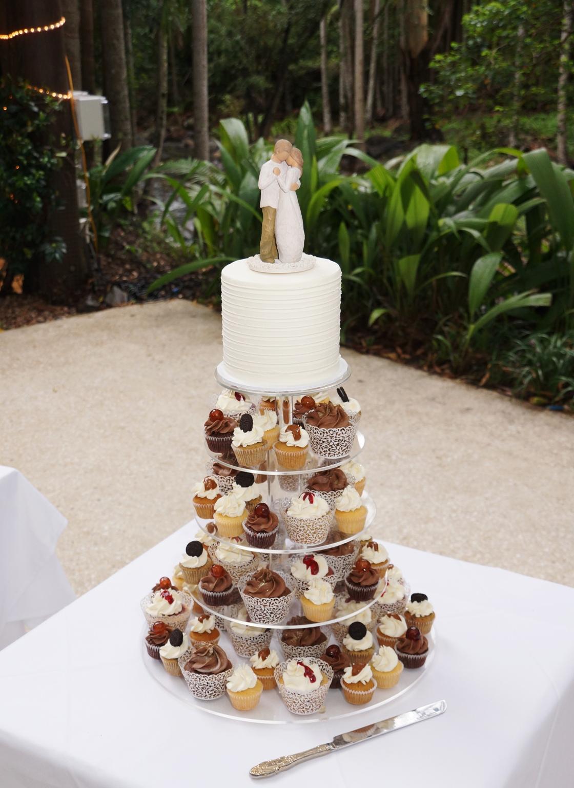 Cupcake Tower 23.02.20