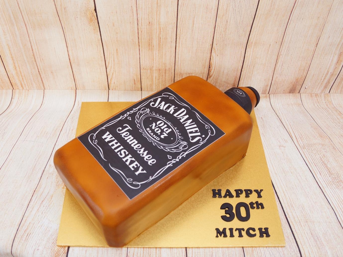 Jack Daniels Bottle 1