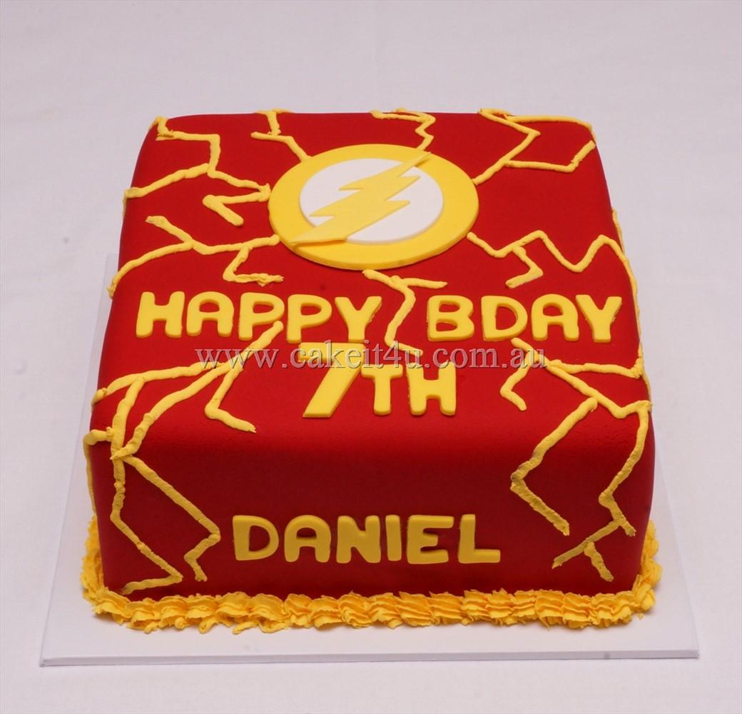 Flash Cake