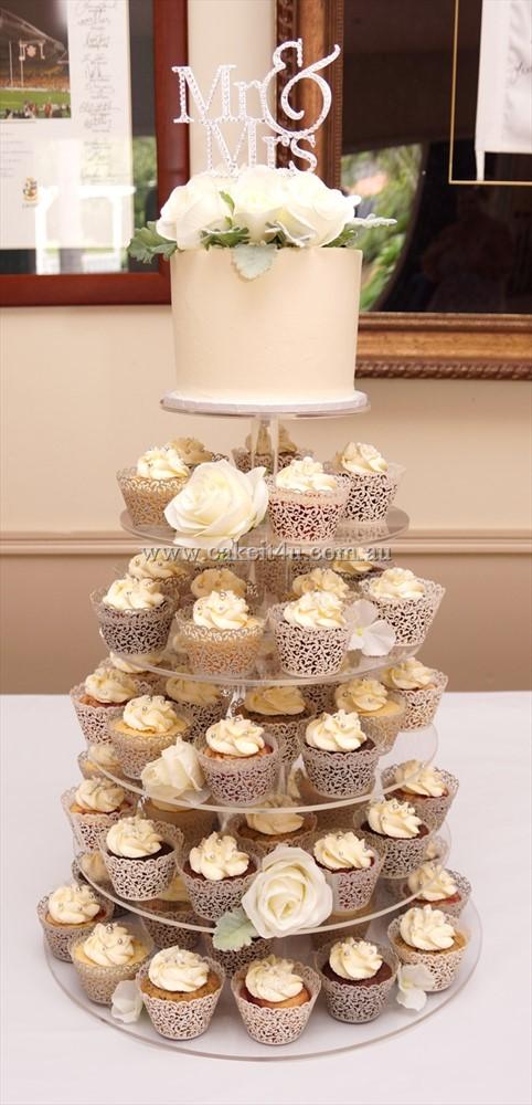 Cupcake Tower 14.10.17 1