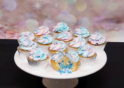 Gender Reveal Cupcakes 2