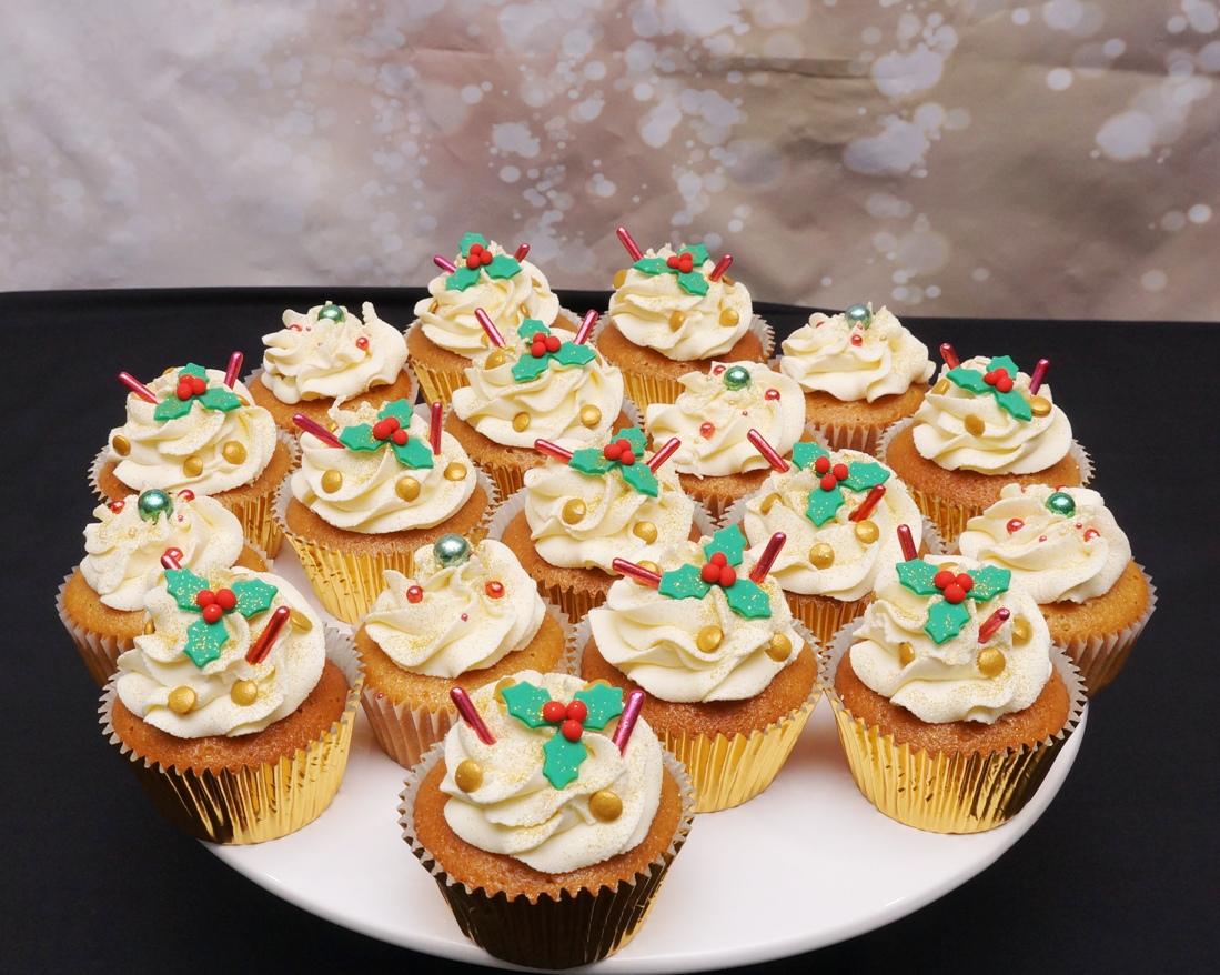 Xmas Cupcakes 24.12.20 1