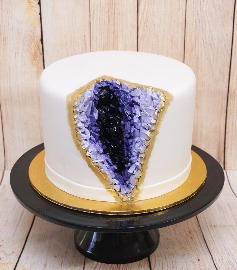 Geode Cake 1