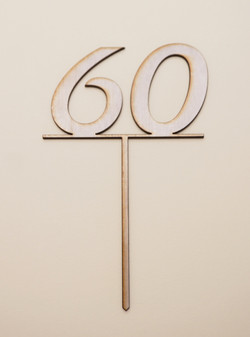 Number 60 1