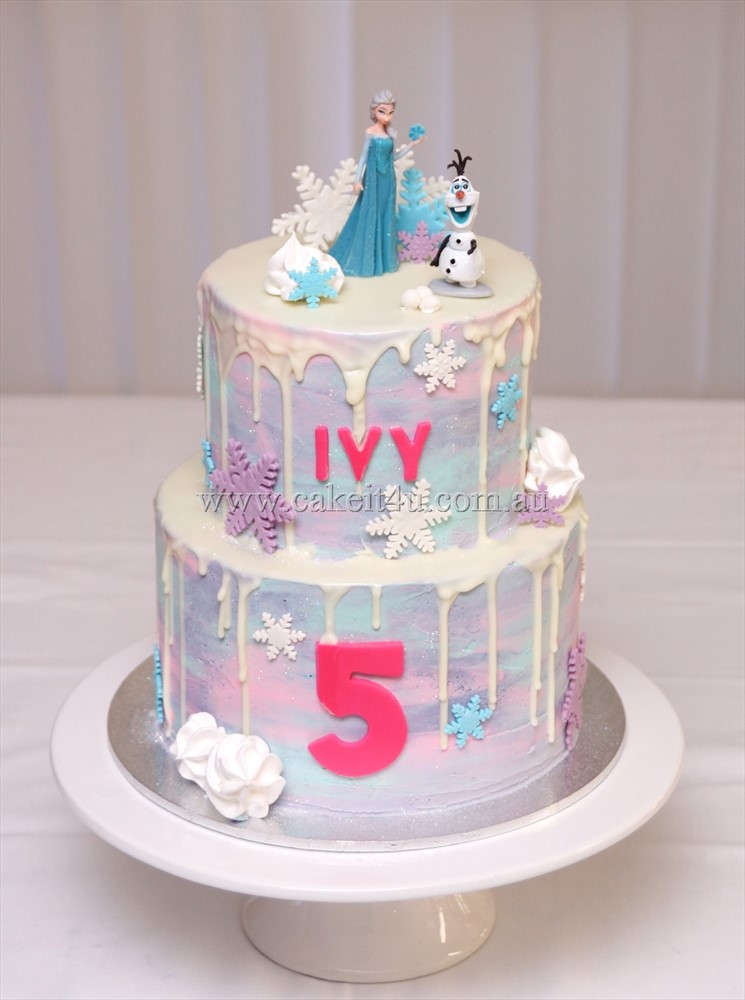 Frozen Cake 10.09.17
