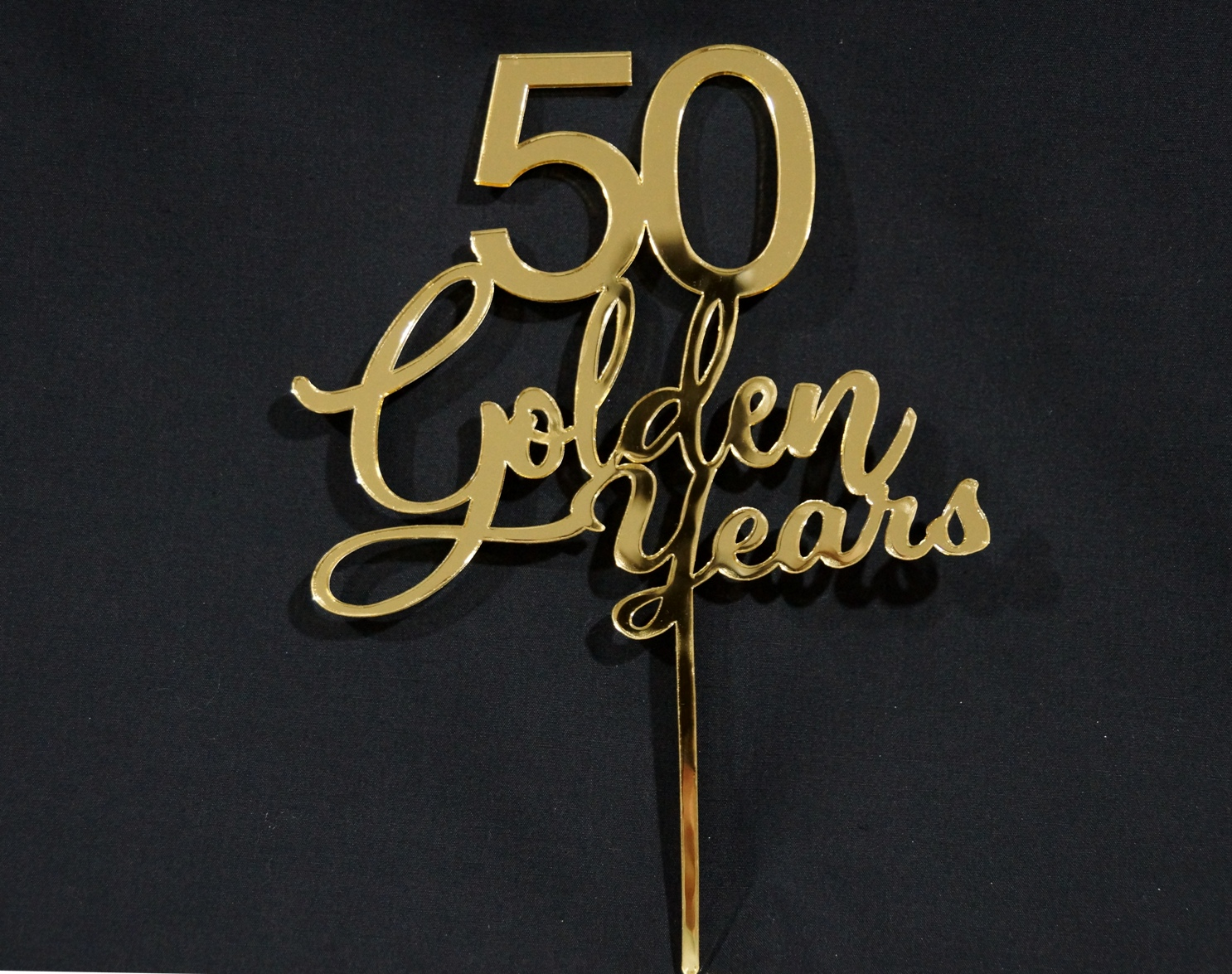 50 Golden Years