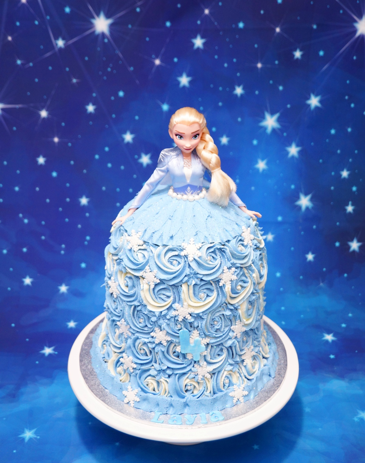 Elsa Dolly Varden 1