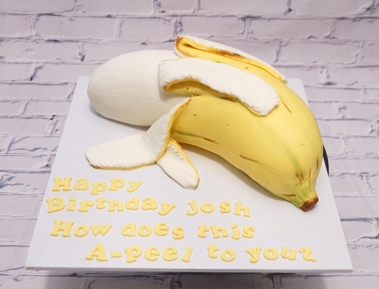 Banana Cake 4