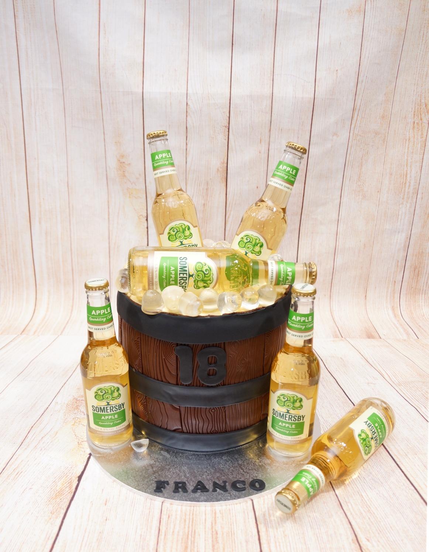 Cider Barrel Cake 3