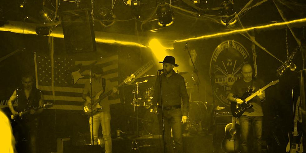 Mistral Blues en concert Pop Rock