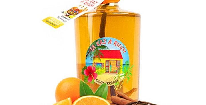 Rhum arrangé Scrubb Orange - La Kaz à Rhum