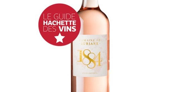 Cuvée 1884 - Domaine Suriane - AOP Coteaux d'Aix en Provence Rosé