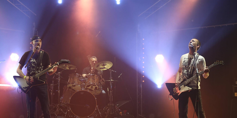 Just Nø Whÿ en Concert Rock