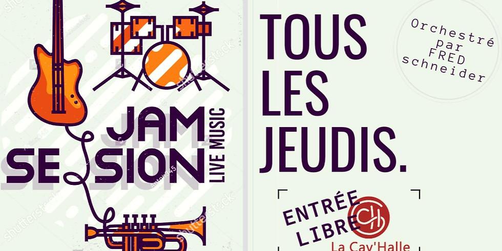 Lancement des Jeudis Jam Session & Karaoké Live - Scène extérieure !