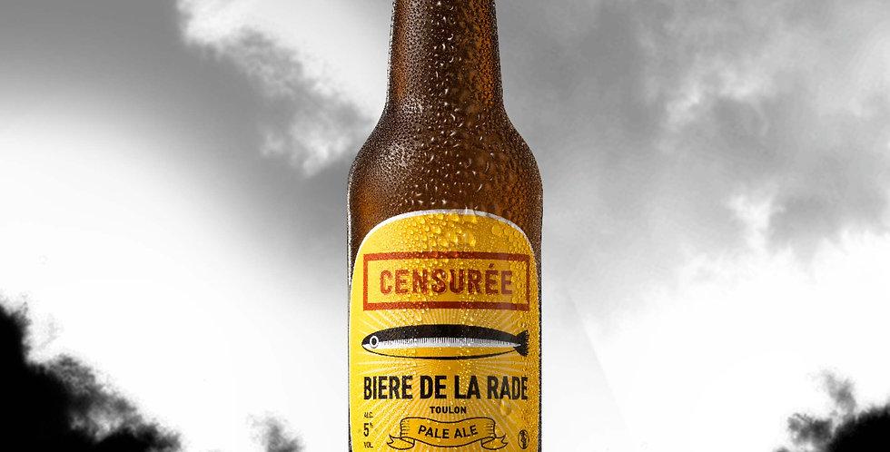 La Censurée - Bière de la rade