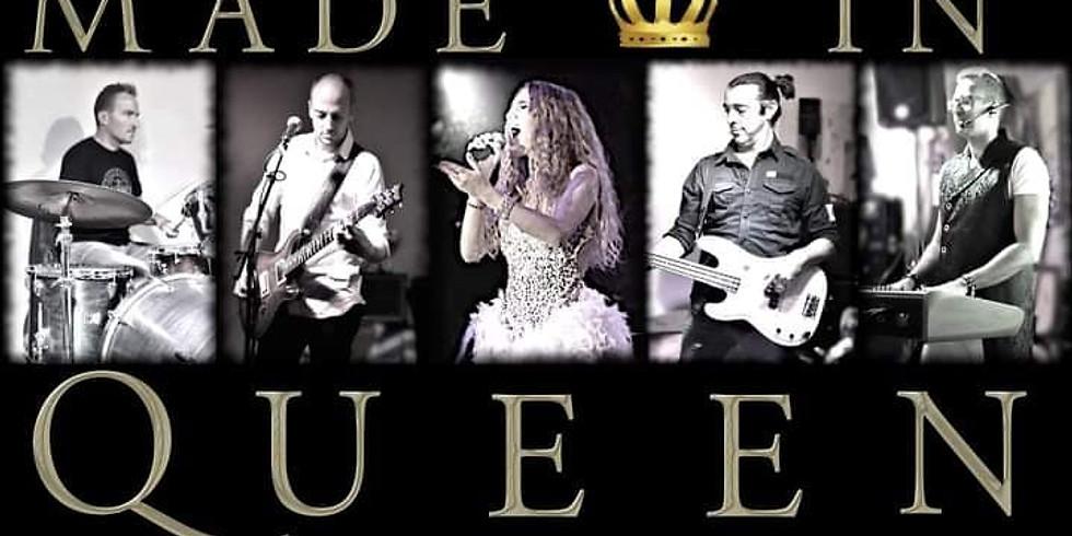 Made in Queen en concert
