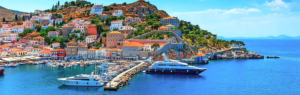 Greek Island Tours Sailing
