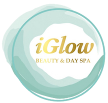 iGlow Beauty & Day Spa Logo