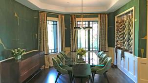 Healdsburg Residence, Dining Room