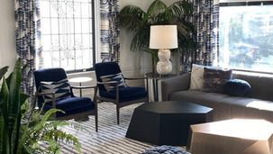 Laurel Heights Residence, living room