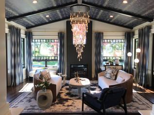 Healdsburg Residence, Living Room