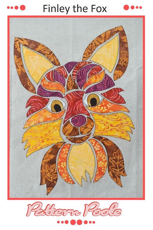 Finley Fox PDF Pattern