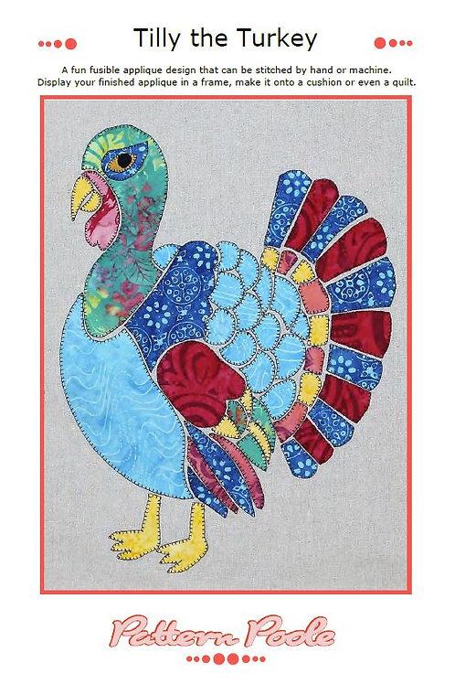 Tilly Turkey PDF Pattern