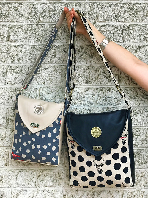 Sydney Satchel Bag Pattern