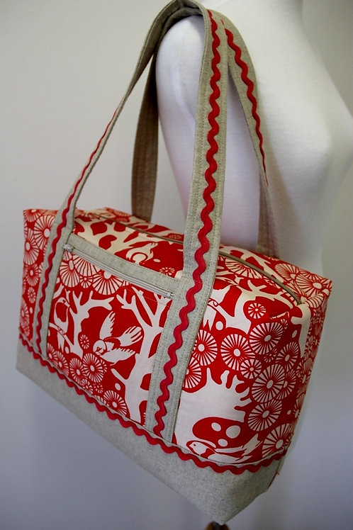 Park Lane Bag Pattern