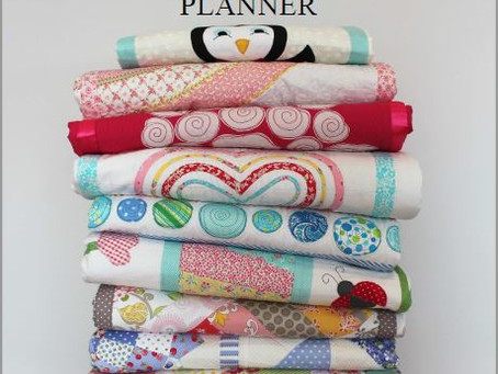 The Quilt As You Go Planner