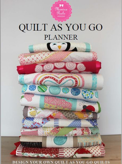 The Quilt As You Go Planner PDF Book