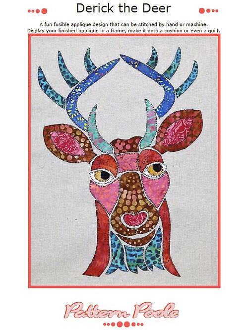 Derick Deer PDF Pattern