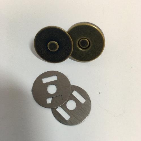Magnetic clip 1 set