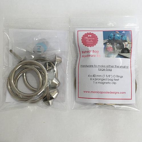 Retreat Bag Hardware Kit
