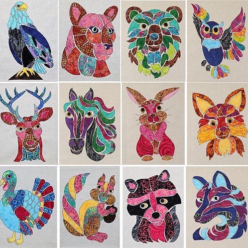 ENTIRE 12 Pattern Rewilding Set