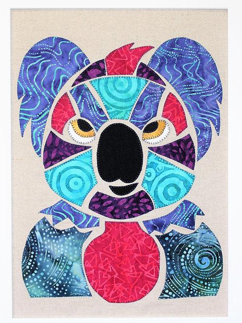 KiKi Koala Appliqué Pattern
