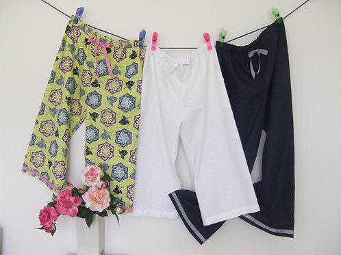 3x Smarty Pants Pattern