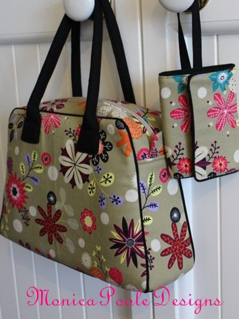 Piccadilly Bag Pattern